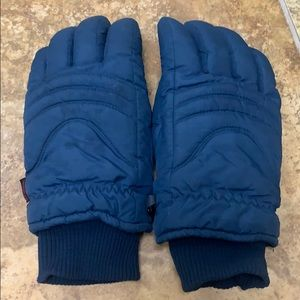 Thinsulate Zero Snow Gloves Size Large